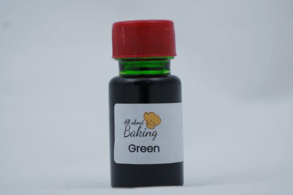 Green Liquid - Food Colour