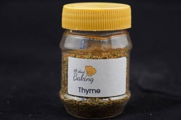 Thyme - Thyme Seasoning