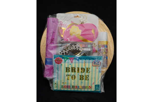 Bride To Be Kit - Bride Party Decoration | All About Baking