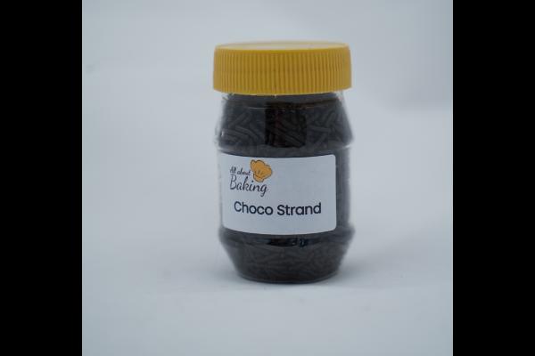 Chocolate Strands