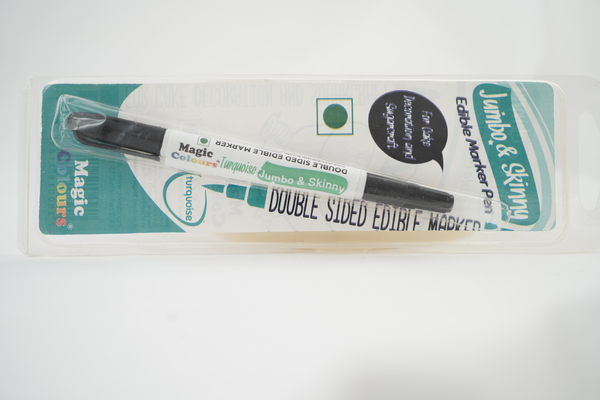 Turquoise Edible Marker