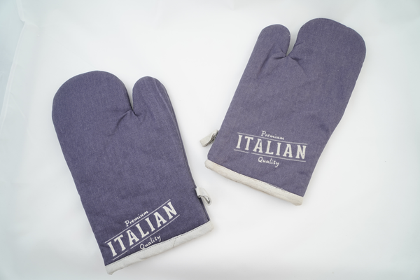 Cotton Oven Hand Gloves - Heat Resistant Gloves - All About Baking