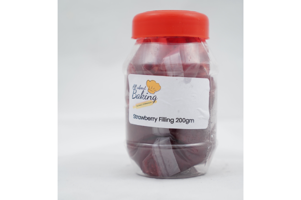 Strawberry Filling 200gm