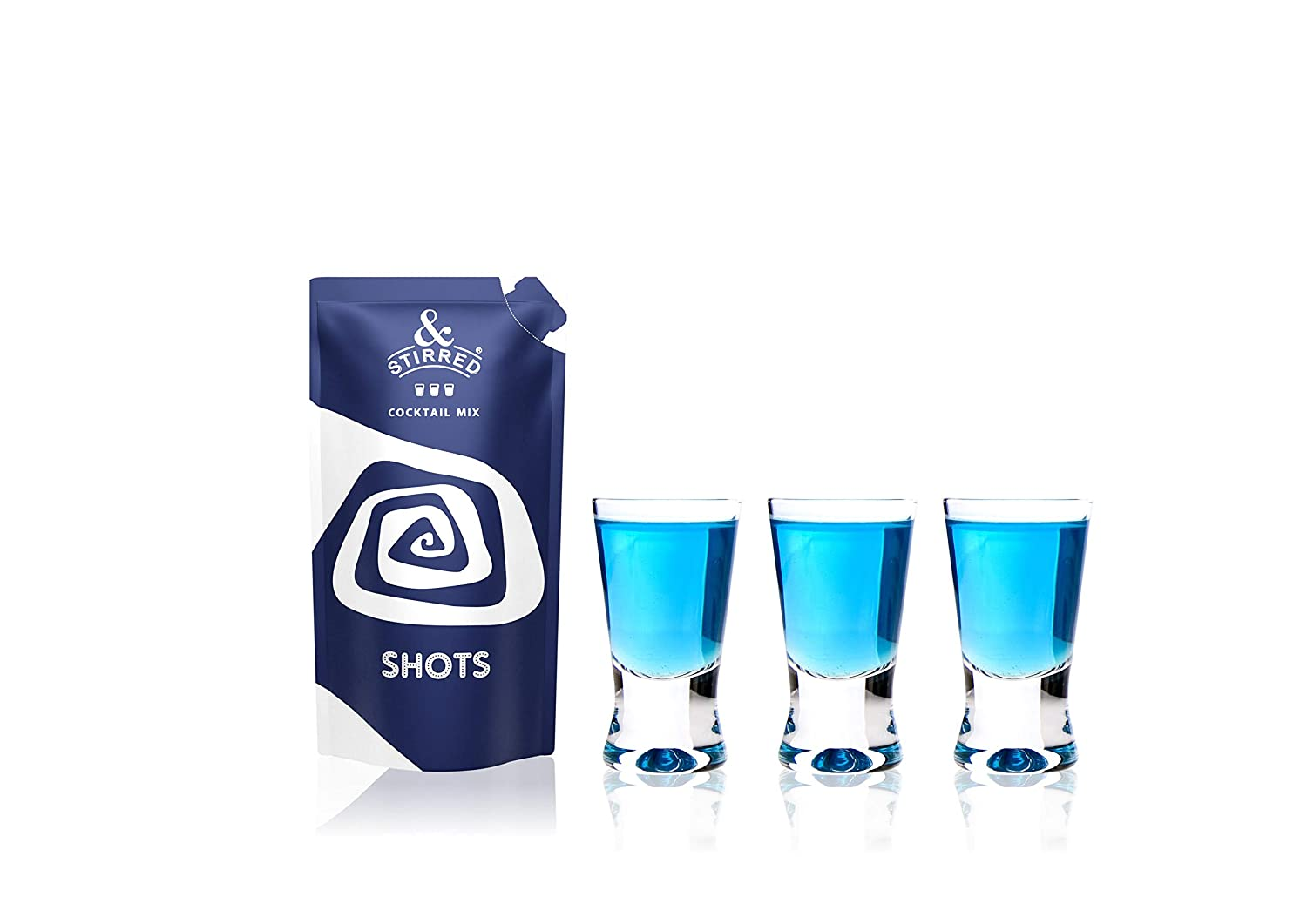 Kamikaze Shots Cocktail Mix By &Stirred - All About Baking