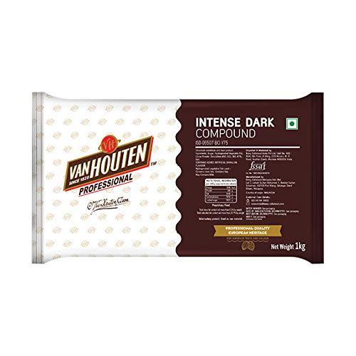 Van Houten Intense Dark Compound - bakery ingredients