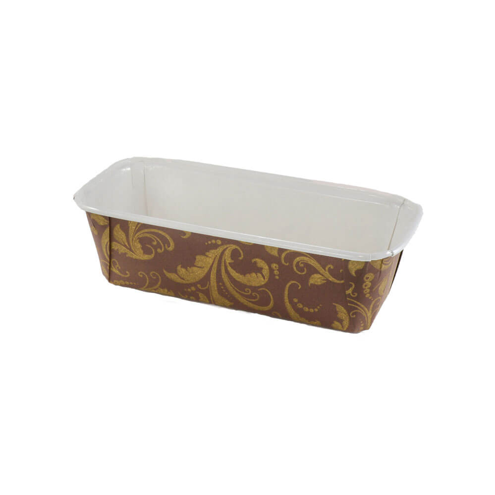 Bake n Serve Plumpy Brown- paper cake mould- All About Baking
