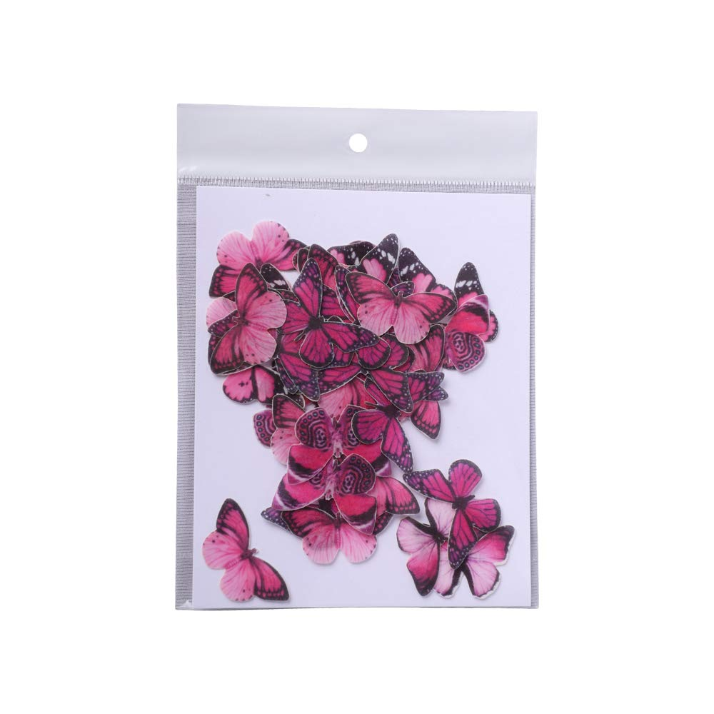 Edible Butterfly Wafer Paper