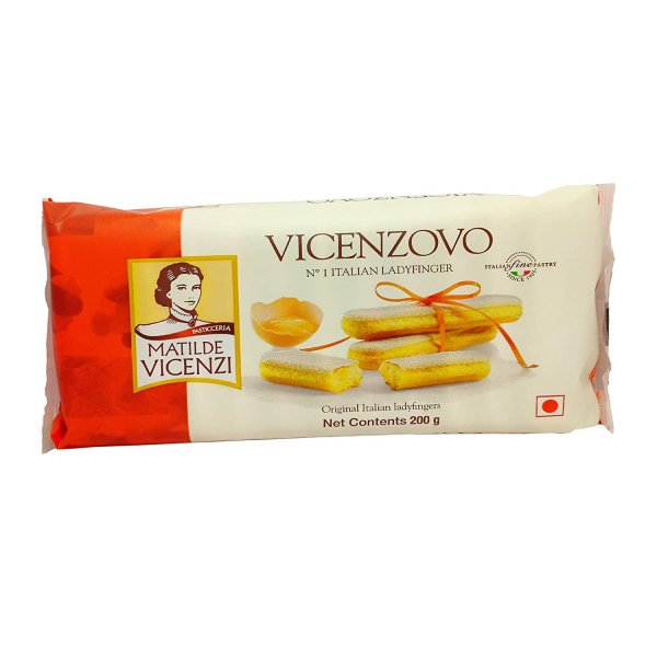Buy Vicenzovo Ladyfinger Biscuits | All About Baking